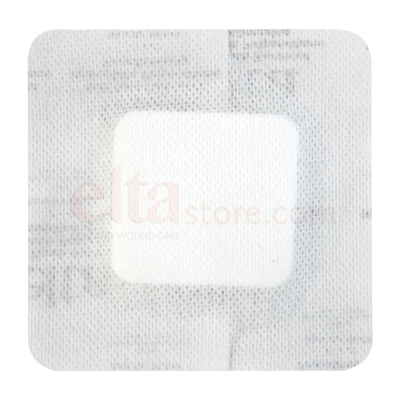 Elta Soft-Touch Bordered Hydrophilic Foam Dressing - Sterile 2 X 2 (box of 120)