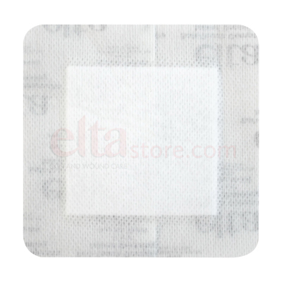 Elta Soft-Touch Composite Island Dressing - 4 x 4 (2.5 X 2.5) (box of 120)
